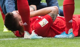 Niklas Süle fällt mehrere Monate aus. (Foto)