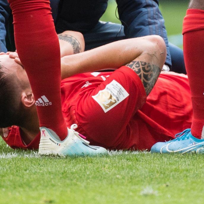 Horror-Diagnose! Nationalspieler fällt für mehrere Monate aus (Foto)