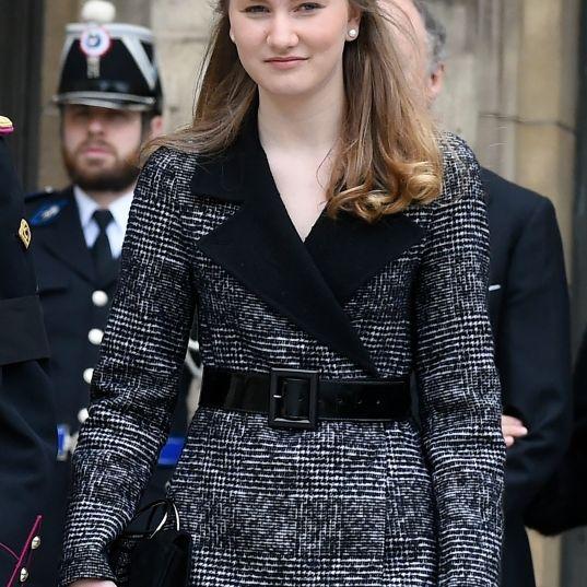 Endlich 18! DIESER Belgische Royal hat Glamour (Foto)