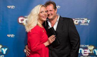 Daniela Büchner (Witwe von Jens Büchner) entschuldigt sich auf Instagram öffentlich.(Archiv) (Foto)