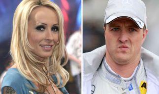 Lange Zeit hatten Ralf Schumacher und seine Ex-Frau Cora nicht viel Gutes übereinander zu berichten (Foto)