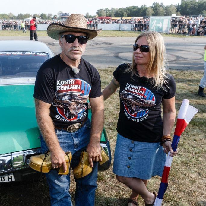Unfall-Schock! Was macht Konny Reimanns Frau nach dem Sturz? (Foto)