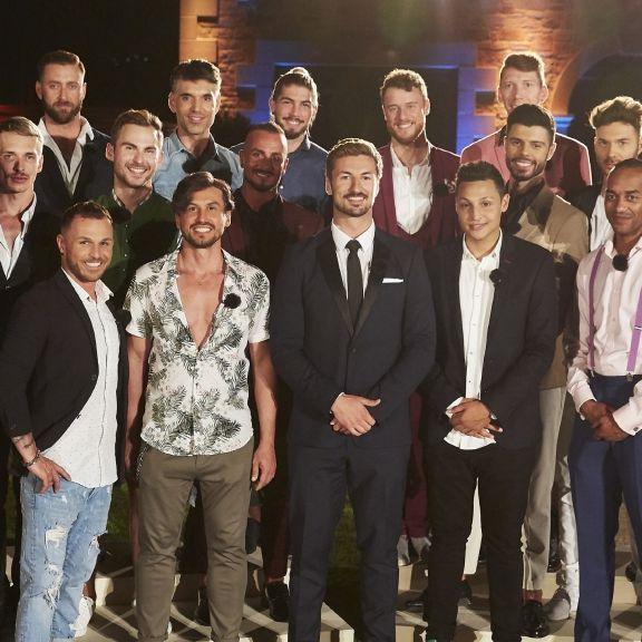 Neu und schwul! 20 Männer buhlen bei Dating-Show um sein Herz! (Foto)