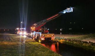Die Suche nach einer 41-Jährigen und deren acht Jahre altem Sohn im Watt der Elbmündung bei Brunsbüttel ist ergebnislos beendet worden. Jetzt gab es ein Lebenszeichen der Vermissten. (Foto)