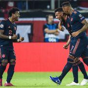 FC Bayern weiter ungeschlagener Gruppenerster! Leverkusen so gut wie raus (Foto)