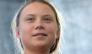 Greta Thunberg, Umweltaktivistin aus Schweden (Foto)