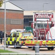 39 Container-Leichen entdeckt - LKW-Fahrer festgenommen (Foto)