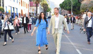 Haben Meghan Markle und Prinz Harry ein PR-Desaster ausgelöst? (Foto)