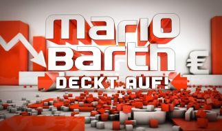 Mario Barth deckt auf! bei RTL (Foto)