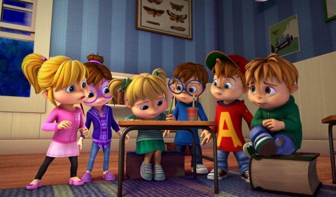"""""""ALVINNN!!! und die Chipmunks"""" verpasst?"""