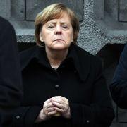 Fotos aufgetaucht! Plante der Terrorist einen Anschlag auf Merkel? (Foto)