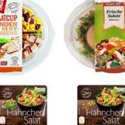 Listerien nachgewiesen! Hähnchensalate sind verseucht (Foto)