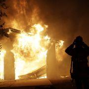 3 Tote durch Flammen-Inferno - eine Million Menschen bald ohne Strom (Foto)