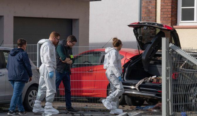Axt-Attacke in Limburg