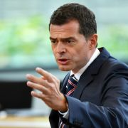 Das ist CDU-Spitzenkandidat Mike Mohring - Rot-Rot-Grün ablösen (Foto)