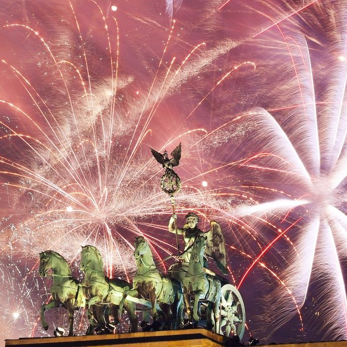 Feinstaubbelastung! Umweltministerium will Feuerwerke verbieten (Foto)