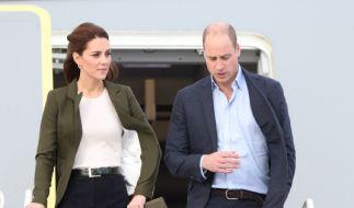 Kate Middleton und Prinz William entgingen offenbar nur knapp einer Katastrophe. (Foto)