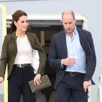 Herzogin Kate und Prinz William wären in Todes-Heli fast gestorben (Foto)