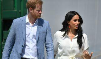 Ziehen Herzogin Meghan und Prinz Harry bald von England in die USA? (Foto)