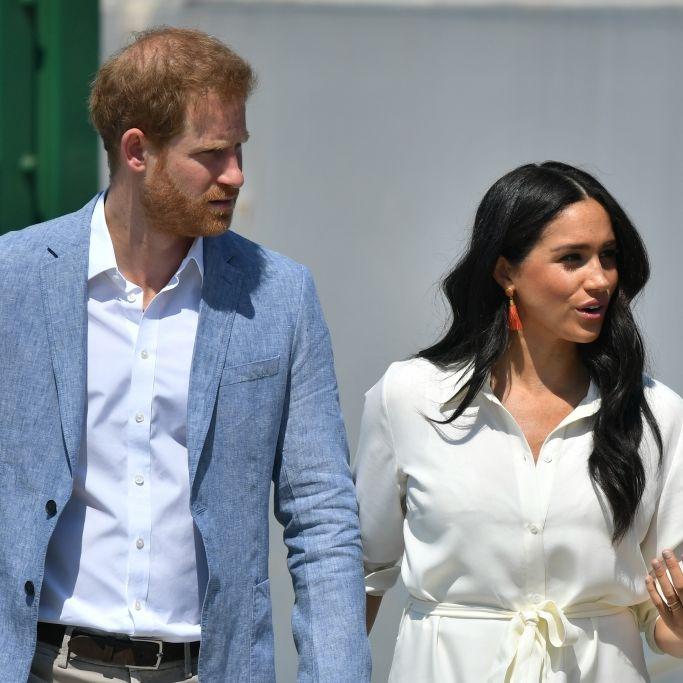 Herzogin Meghan will mit Mann Harry nach Kalifornien flüchten (Foto)