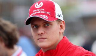 Wann startet Mick Schumacher in der Formel 1? (Foto)