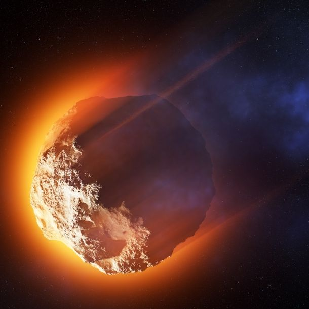 Droht heute der Weltuntergang? Weltraum-Gigant rast auf Erde zu (Foto)