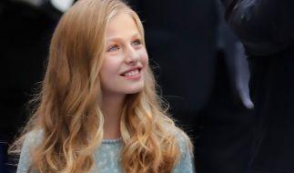 Eine Infantin wird flügge: Prinzessin Leonor von Spanien feiert am 31. Oktober 2019 ihren 14. Geburtstag. (Foto)