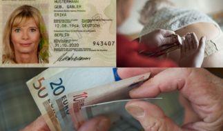 Ab dem 1. November gibt es Neuerungen in der Pflege und einen neue neue E-Ausweiskarte. (Foto)