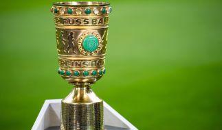Alle Ergebnisse der 2. Runde im DFB-Pokal 2019/20 finden Sie auf news.de. (Foto)