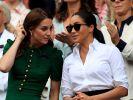Kate Middleton will Meghan Markle helfen. (Foto)