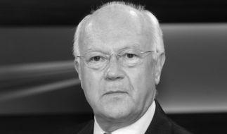 Hans-Peter Uhl nach langer schwerer Krankheit gestorben. (Foto)