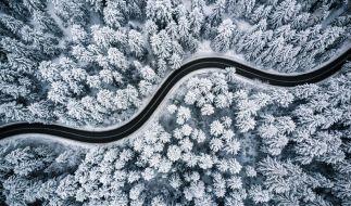 Droht uns im November der erste Schnee. (Foto)