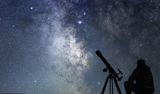 Im November gibt's einige Highlights am Nachthimmel. (Foto)