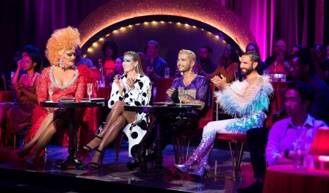 """Queen of Drags"" mit Heidi Klum"
