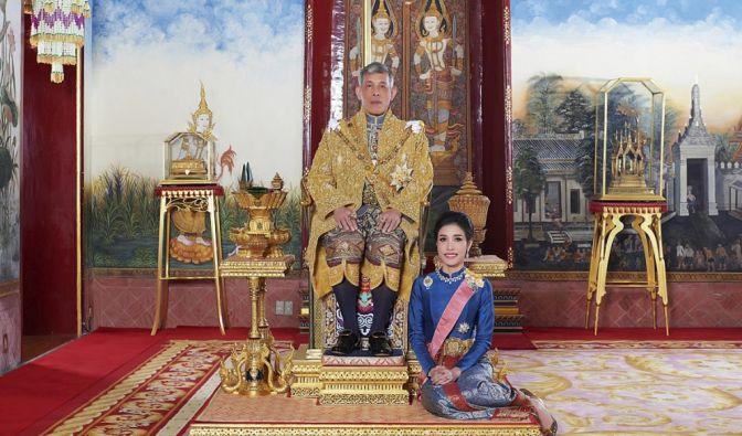 Maha Vajiralongkorn von Thailand
