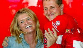 Corinna und Michael Schumacher (Foto)