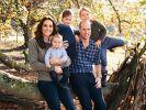 Herzogin Kate und Prinz William mit ihren Kindern. (Foto)
