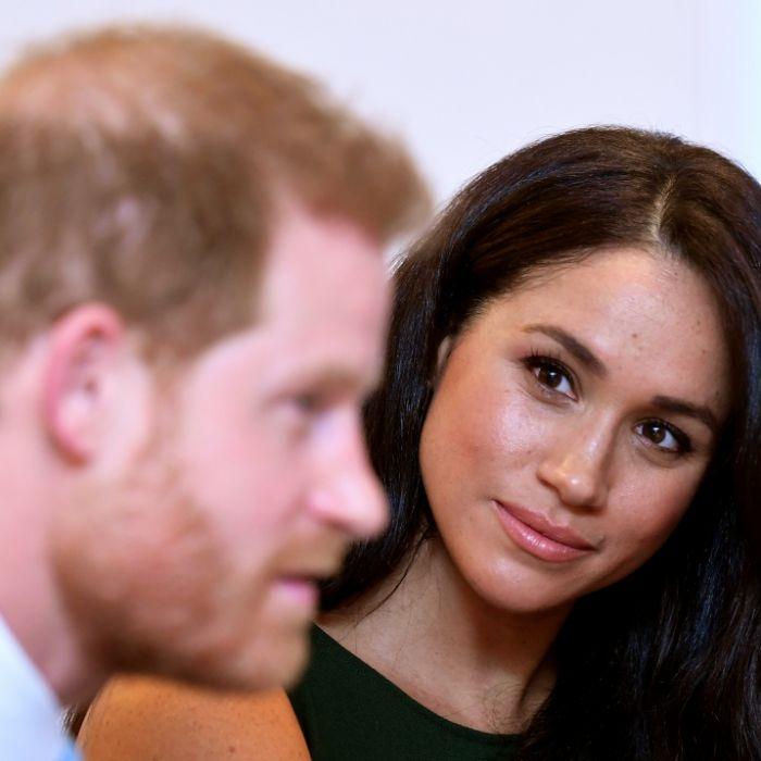 Vor seiner Hochzeit! Prinz Harry sagte IHR unter Tränen Lebewohl (Foto)