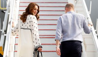 Kate Middleton hat sich seit Beginn ihrer Beziehung zu Prinz William grundlegend verändert, behaupten alte Freunde der Herzogin von Cambridge. (Foto)