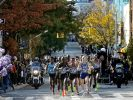 Beim TSC New York City Marathon laufen wieder tausendeAthleten durch die Stadt. (Foto)