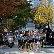 Kenianischer Doppelsieg bei New-York-Marathon - Gabius wird Elfter (Foto)