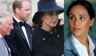 Prinz Charles fand sich dieser Tage ebenso wie Prinz William, Kate Middleton und Meghan Markle in den Royals-News wieder. (Foto)