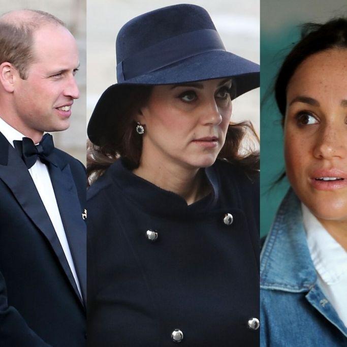 Ungeahnte Veränderungen, Affären-Knatsch und Trennungsschock für die Royals (Foto)