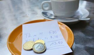 Trinkgeld - DAS müssen Sie beachten (Foto)