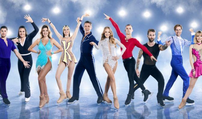 """Dancing on Ice"" 2019"