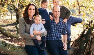 Kate Middleton erzieht Prinz George, Prinzessin Charlotte und Prinz Louis ganz normal. (Foto)