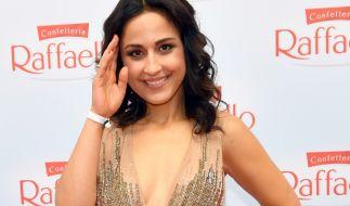 Nina Moghaddam zeigte beim Comedy-Preis mehr als geplant. (Foto)