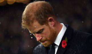 Prinz Harry soll sich den Zorn seiner Frau zugezogen haben. (Foto)