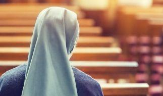 Zwei Nonnen sollen beinahe zeitgleich schwanger geworden sein. (Foto)
