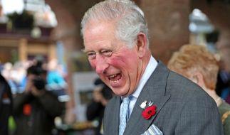 Prinz Charles ist offenbar in einen Kunstskandal verwickelt. (Foto)